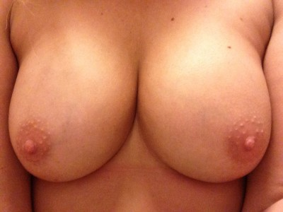 Wife's first pic