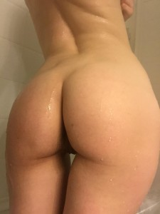 [F]resh from the shower