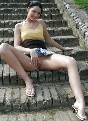 Ye olde stone steps