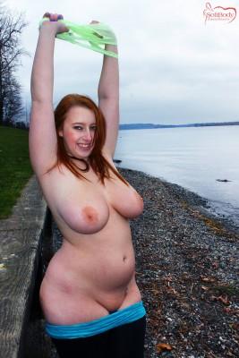 Felicia Clover (after she got her curves)