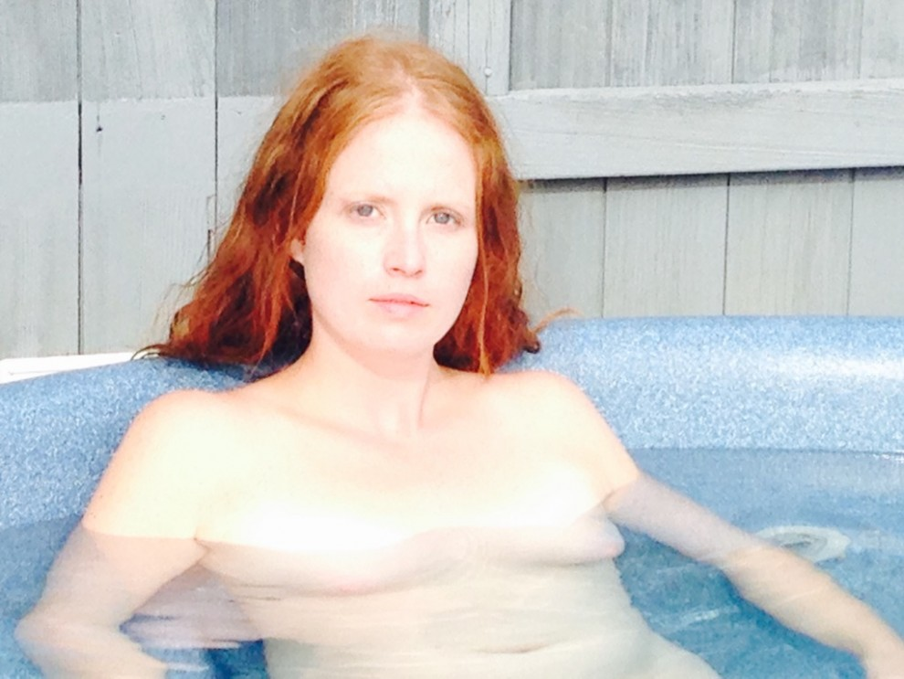 So hot(tub) (f)
