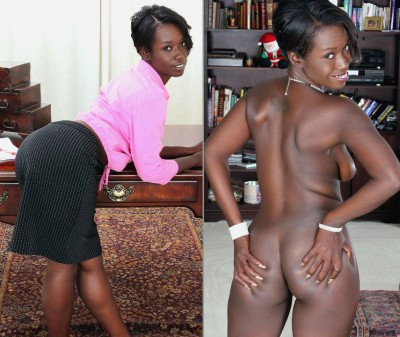 ebony girl