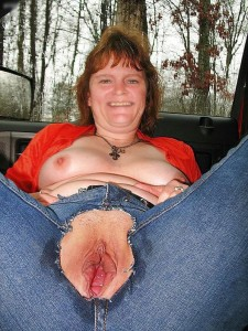 Easy access MILF