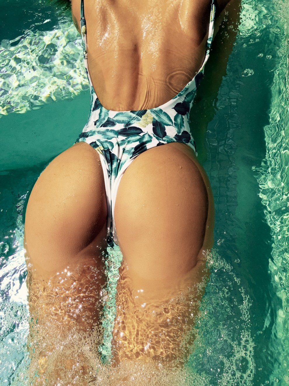 Perfect for the pool