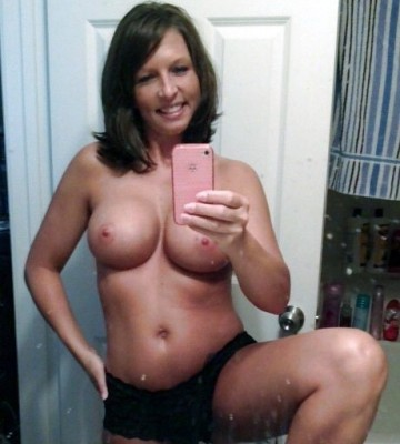 Perfect Mom Tits