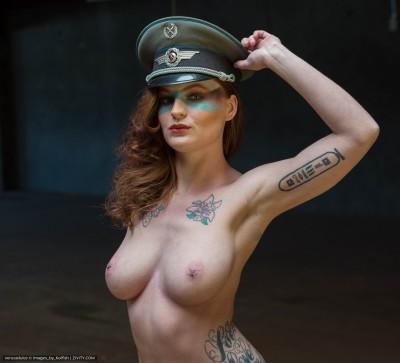 Verucadulce & her tits... [MIC]