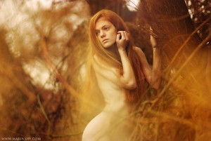 The Naked Lie by Marinshe