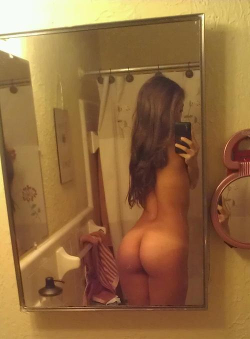 Tan Lines in The Bathroom