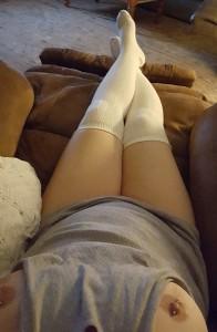 New socks...OH
