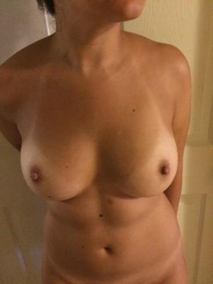 How's my tan lookin'? [f]