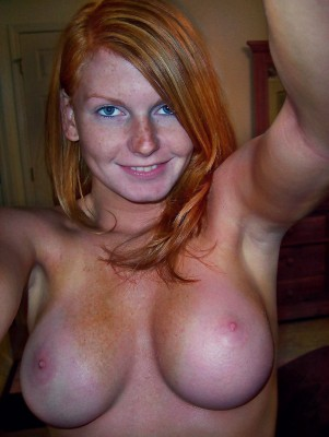ginger tits