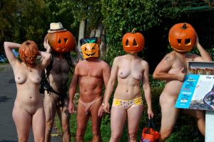 Naked Pumpkin Run Seattle