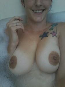 Best part of [F]all...bubble baths!