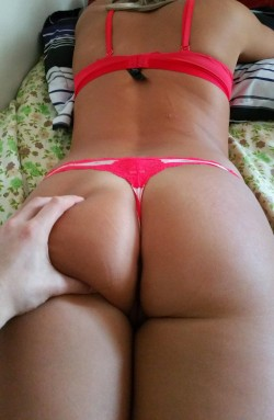 Grab my ass before you [f]uck it