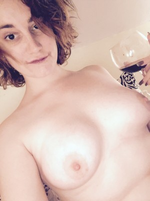 Who likes pale girls and red wine? [F]