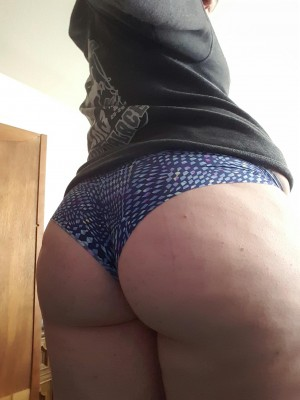Don't be afraid to leave some prints. (F)