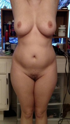 She's a sexy one. (My gf)