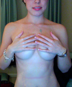 (f)ap to my handbra ;)