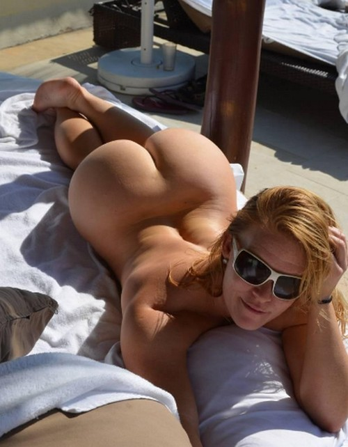 ginger pawg thick white asss