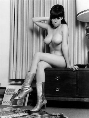 1960s pinup