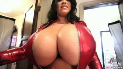 Busting out...