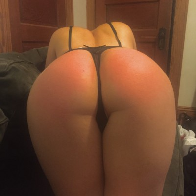 After a spanking