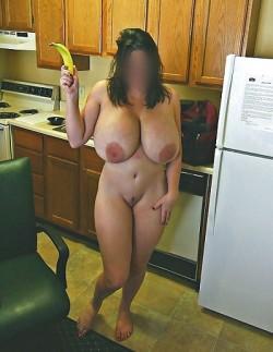 Bananas is the secret !!