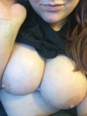 Big and milky ;) just waiting to be sucked