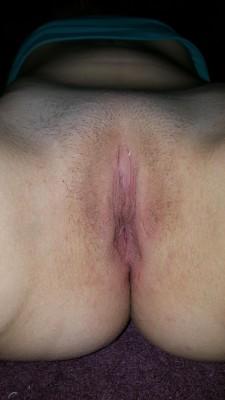 G(F) freshly fucked pussy