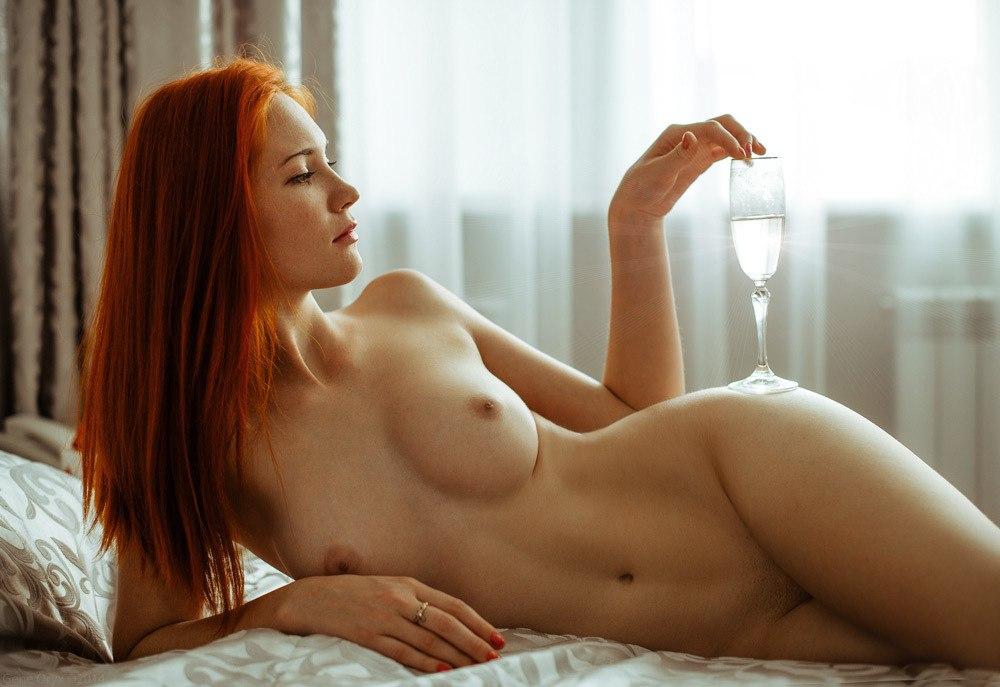 красивые рыжие девушки порно фото