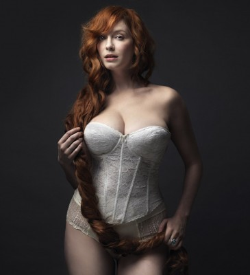 Goddess (Christina Hendricks)