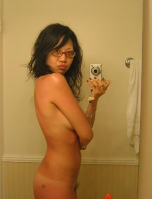 Hairy Asian