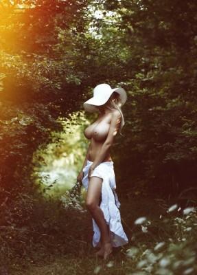 Hat girl again
