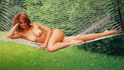Heather Ryan was Playboy's Miss July 1967.
