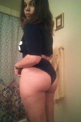 I love my butt! (F)