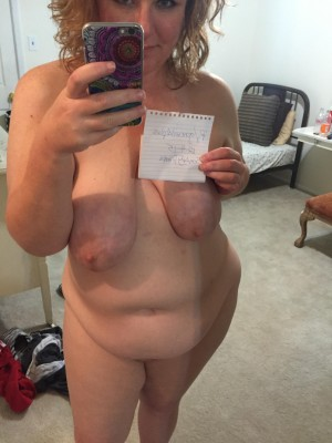 I was instructed to post a verification pic and to not delete it. As you wish (F)