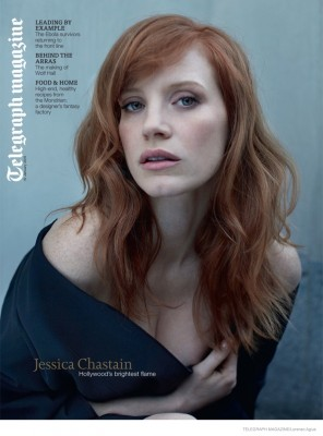 Jessica Chastain perfect as usual