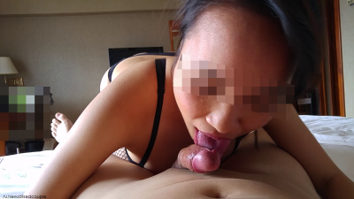 Licking every single inch in a hotel [m+f]
