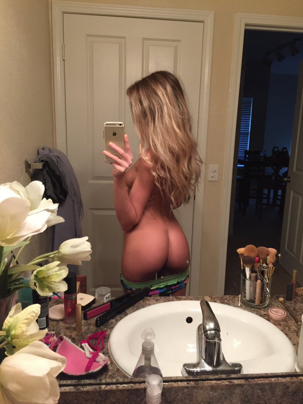 Lovely from behind