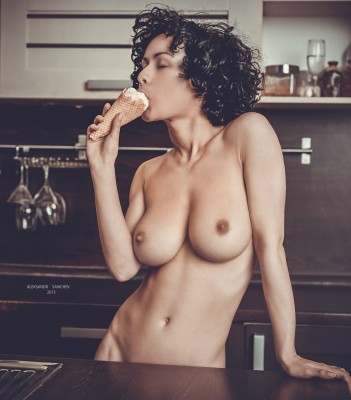 Mmm.... Ice Cream