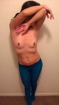 My wife is loving how sexy she feels
