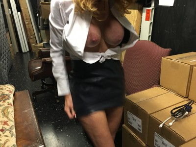 Naughty at work