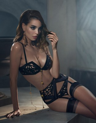 Nippy Lace Lingerie