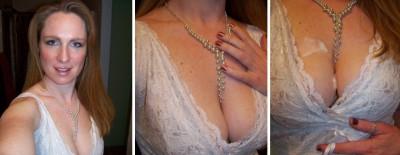 Pearl necklace progression