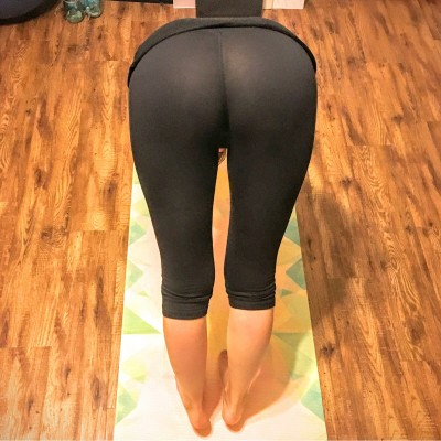 Pilates Wife [f]. Xpost /r/yogapants