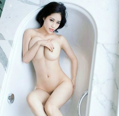 Ready for bathing
