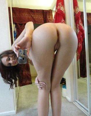 Really nice selfie.