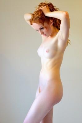 Red haired goddess...