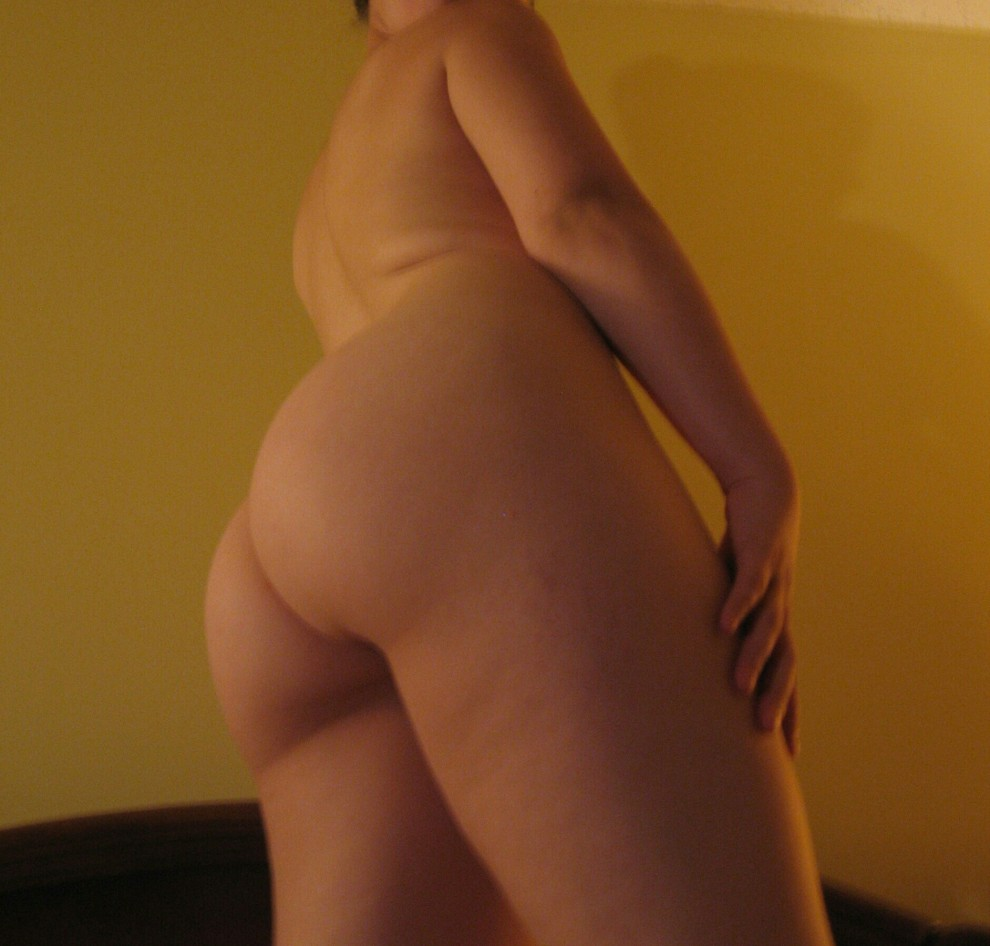 Rounded amateur pawg
