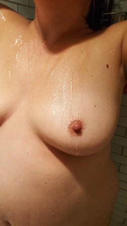 Shower titties! Thoughts?